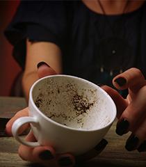 coffee reading symbols